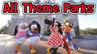 Disney World Orlando Florida Vacation 2013 - YouTube