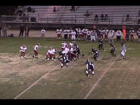 Josh Shaw 2008 High School Highlights video.