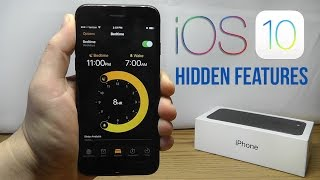 iOS 10 Hidden Features – Top 10 List