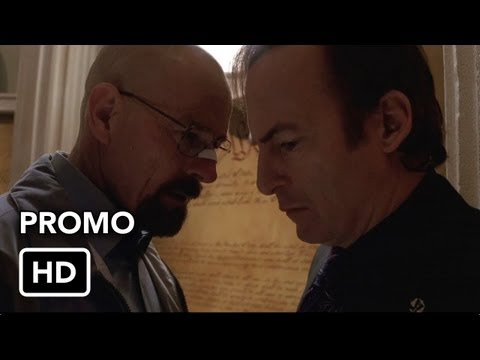 Video: Breaking Bad Season 5 – Promo #1