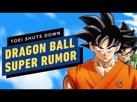 Toei Shuts Down Another Dragon Ball Super Rumor - Thời lượng: 2 phút, 56 giây.