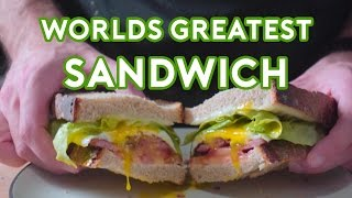 Binging with Babish: World's Greatest Sandwich from Spanglish