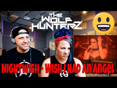 Nightwish - Wish I Had an Angel (Wacken 2013) THE WOLF HUNTERZ Reactions