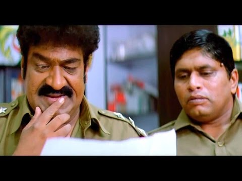 All The Best Movie Comedy Scenes - Raghu Babu Special Investigation Officer - Hilarious Comedy