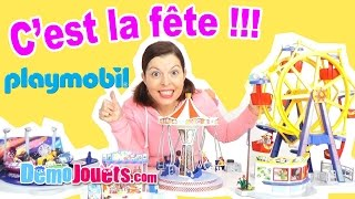 Video Playmobil Manège Chaises Volantes Summer Fun 5548 - Démo Jouets MP3, 3GP, MP4, WEBM, AVI, FLV Mei 2017