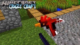 Minecraft   NOT Crazy Craft   #2 FIERCE BIRD OF PREY