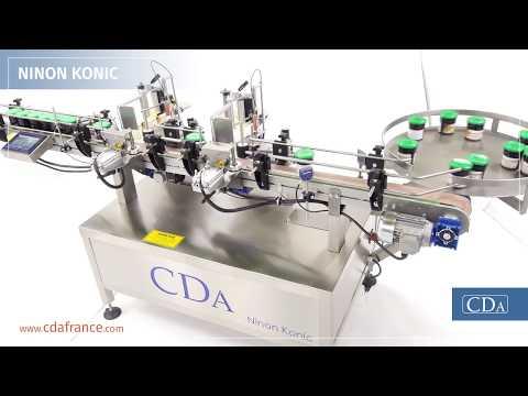 Ninon Konic - étiqueteuse automatique