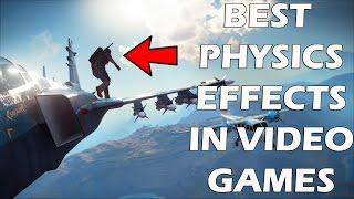 "Video 15 Games That Have ""INSANE"" Physics Effects MP3, 3GP, MP4, WEBM, AVI, FLV Juli 2018"