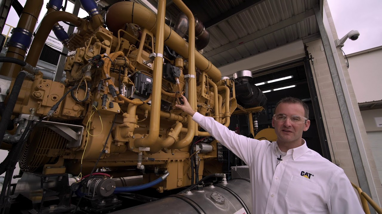 Meet the Cat Engine Idle Reduction System (EIRS)