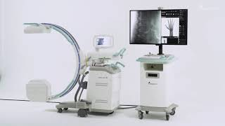 Surgical Mobile C-arm System youtube video