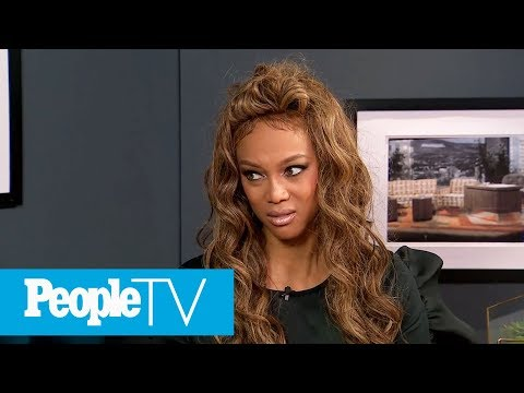 Tyra Banks Reflects On 'America's Next Top Model' | PeopleTV | Entertainment Weekly