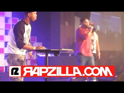 Q vs Risingson - Rapzilla Beat Battle 2013