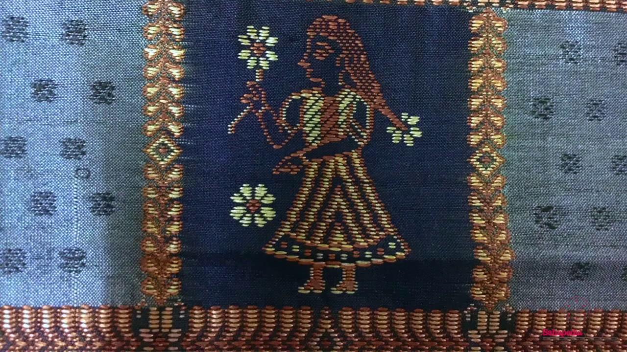 Sambalpuri Textiles: Art and Artists