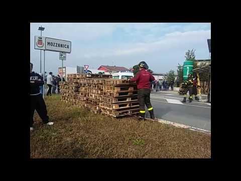 Incidente a Mozzanica: muore un uomo