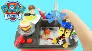 Video kitchen sink with paw patrol pups MP3, 3GP, MP4, WEBM, AVI, FLV November 2018