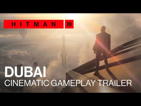 Hitman 3 : Cinématique de gameplay