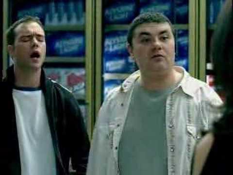 BJ Bales in Keystone Beer Commercial