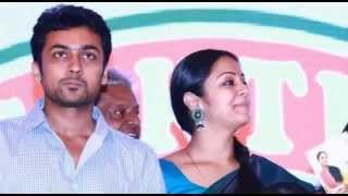 Siva Kumar about Surya and Jyothika