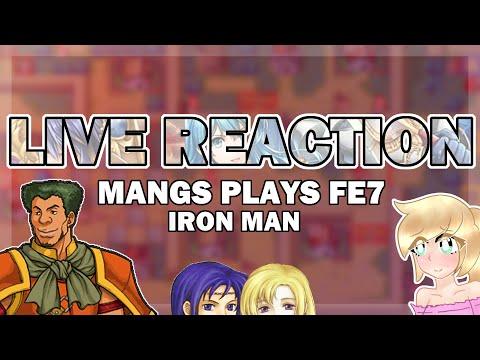 FE7 Iron Man Death Reactions (w/ Ryn)