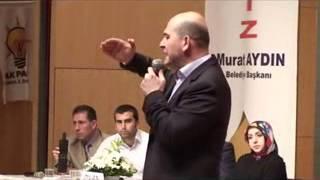 AK Parti Genel Başkan Yrd  Süleyman Soylu'nun Konuşması Zeytinburnu