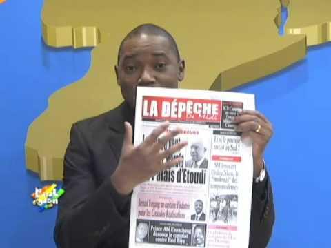 La Revue de La Presse du 27 Dec 2013 - Jean Jacque