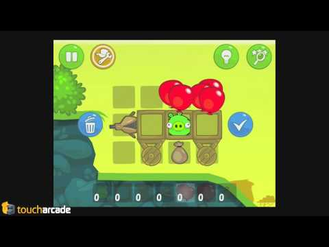 TA Plays: Bad Piggies - The New Game from Rovio
