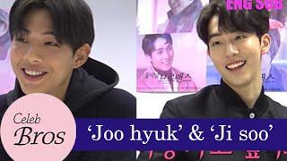 "Video Ji Soo & Nam Joohyuk, Celeb Bros S4 EP1 ""We are young"" MP3, 3GP, MP4, WEBM, AVI, FLV November 2018"