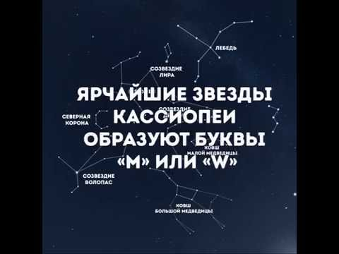 Учитесь видеть созвездия