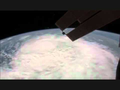 danewz1 - Omminous Hurricane Irene-Space Station View Where will you be in 2012? http://tinyurl.com/the2012antichrist-com Skywatch Media Newsflash Aug 23, 2011: An Exp...