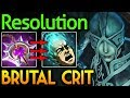 Resolution Dota 2 [Phantom Assassin] Brutal Crit with Nullifier