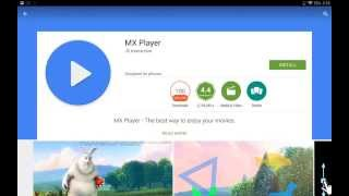 MX Player – video review