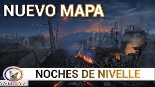 NUEVO MAPA DE NOCHE Y CON TRINCHERAS Y TIERRA DE NADIE. Fuente oficial: https://goo.gl/sfi6O4 ➽PD: ¡ya sabéis darle al Like es gratis!✓ ➽PD2: ...