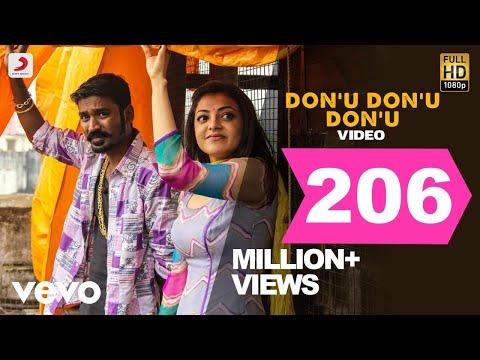Maari - Don'u Don'u Don'u Video   Dhanush, Kajal   Anirudh   Super Hit Song