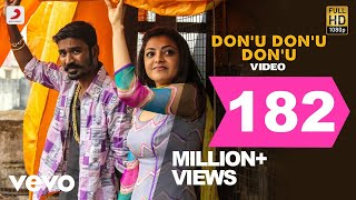Video Maari - Don'u Don'u Don'u Video | Dhanush, Kajal | Anirudh | Super Hit Song MP3, 3GP, MP4, WEBM, AVI, FLV Maret 2018