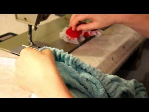 Come cucire un accappatoio