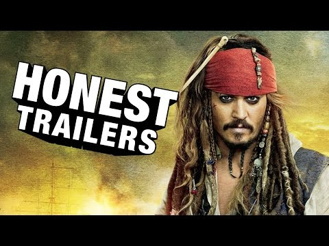 An Honest Trailer for Pirates of the Caribbean