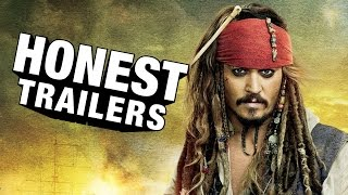 Pirates of the Caribbean - Honest Trailer