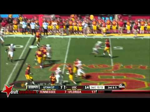 Kyler Fackrell vs USC 2013 video.