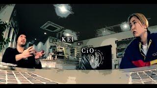 Kei × CiO – Dancer × Dancer 対談 @ Web Studio ROADDOGGZ