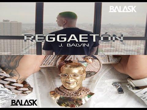 J. Balvin - Reggaeton VS Anuel AA - Reggaetonera (BalasK Mashup) FREE DOWNLOAD