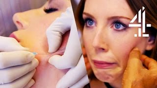 Katherine Ryan Tries Plastic Surgery | How'd You Get So Rich?