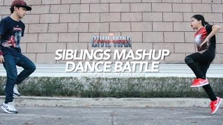 Video Siblings Mashup Dance Battle MP3, 3GP, MP4, WEBM, AVI, FLV September 2018