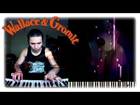 Wallace & Gromit Theme Song (Piano Cover)