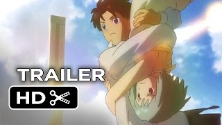 Nonton Patema Inverted Official Trailer 1  2014    Animated Movie Hd Film Subtitle Indonesia Streaming Movie Download