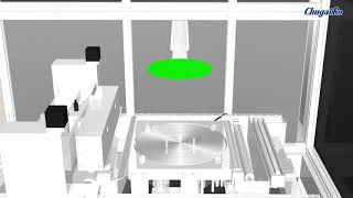 形状問わず膜厚均一 中外炉、ウエハー塗布装置開発