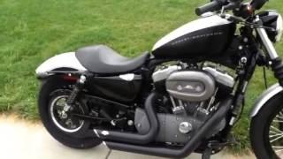 4. 2009 Harley Davidson Nightster 1200