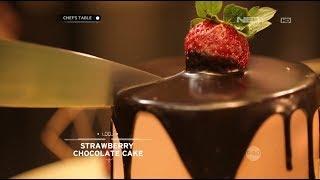 Video Chef's Table - Strawberry Chocolate Cake Ala Nina Bertha MP3, 3GP, MP4, WEBM, AVI, FLV Juni 2018