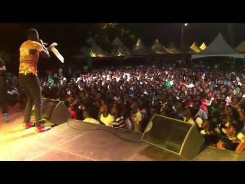 Keche - Performs 'Diabetes' @ Okyehene's 15th Anniversary Celebrations