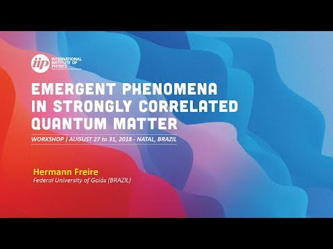 Superconductivity: Beyond standard models - Hermann Freire
