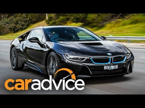 BMW i8 Review – First Drive